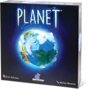 PLANET game
