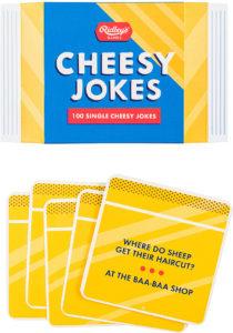 Cheesy Jokes 100 Single Cheesy Jokes JOK007 from Wild Wolf