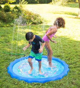 Fountain Splash Pad Sprinkler CG733316 from HearthSong