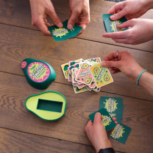 Avocado Smash Card Game 2 GME001 from Wild Wolf