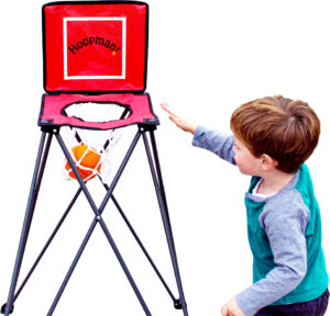 Hoopman Portable Basketball Goal HB7000 from Jamberly Group