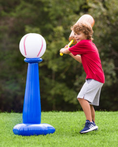 Inflatable T Ball CG733329 from HearthSong