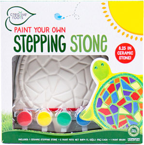 Paint Your Own Stepping Stone Turtle 2 92849 from Horizon Group