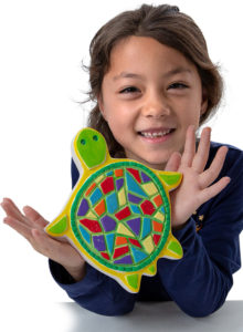 Paint Your Own Stepping Stone Turtle 92849 from Horizon Group