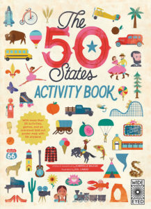 The 50 States Activity Book 9781847808622 from Quarto Group