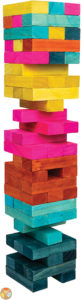 Totally Tropical Giant Toppling Tower TOT5295 from Professor Puzzle
