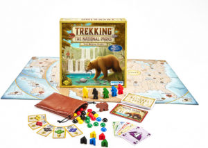 Trekking The National Parks Board Game 2 UG10001 from Underdog Games
