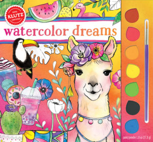 Watercolor Dreams 835658 from Klutz