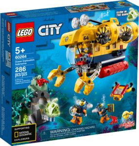 LEGO CITY Ocean Exploration Submarine 0 by LEGO