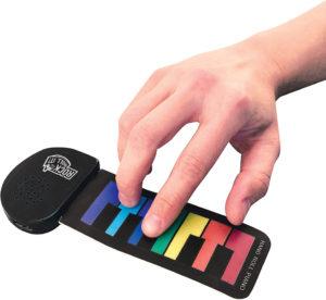 Rock N Roll It Micro Rainbow Piano 1 by Mukikim